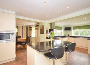 Thumbnail 4 bed detached house for sale in Netherton Close, Southwater, Horsham, West Sussex