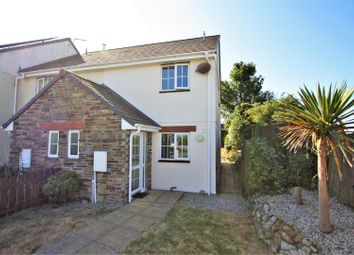 Thumbnail 2 bed end terrace house for sale in Moorland Road, Indian Queens, St. Columb