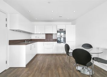 Thumbnail 2 bed flat for sale in Waterside Heights, 16 Booth Road, London