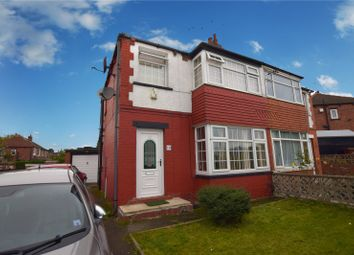 Thumbnail 3 bed semi-detached house to rent in Westland Road, Leeds, West Yorkshire