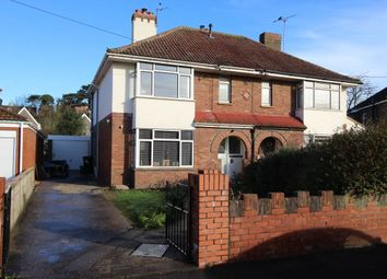Thumbnail 3 bed semi-detached house for sale in Fearnville Estate, Clevedon