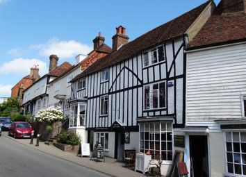 Thumbnail 2 bed flat for sale in High Street, Goudhurst, Cranbrook