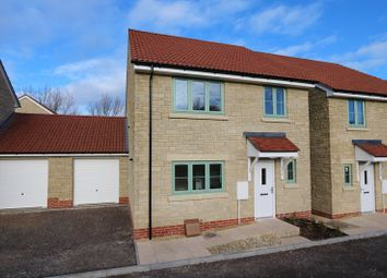Thumbnail 4 bed link-detached house for sale in Herbert Gardens, Farmborough, Bath