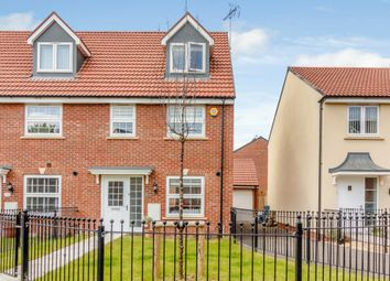 Thumbnail 3 bed end terrace house for sale in Pevensey Place, Gloucester, Gloucestershire