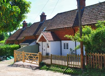 Thumbnail 3 bed cottage to rent in Burley, Ringwood, Hampshire