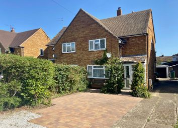 Sunnybank, Cheddington, Leighton Buzzard LU7. 2 bed semi-detached house