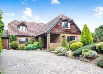 Thumbnail 5 bedroom detached house for sale in Church Road, Keston