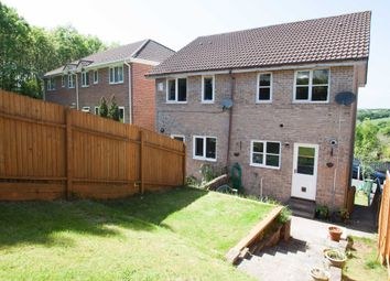 Thumbnail 3 bedroom semi-detached house for sale in Prestonbury Close, Plymouth