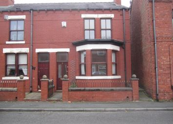 Thumbnail 3 bed end terrace house to rent in Careless Lane, Ince, Wigan, Greater Manchestr
