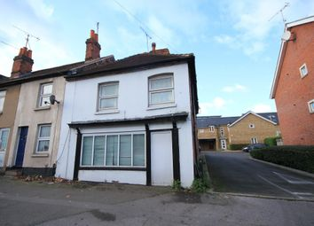 Thumbnail 3 bedroom end terrace house for sale in Mount Pleasant, Reading