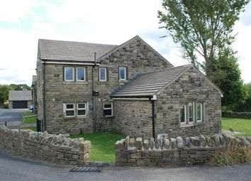 Thumbnail 4 bed detached house to rent in Stoney Heys Farm, Off Road Lane, Rochdale