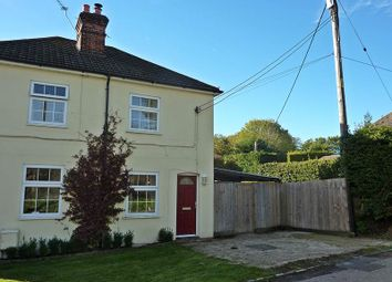 Thumbnail 2 bed semi-detached house to rent in Pump Lane North, Marlow