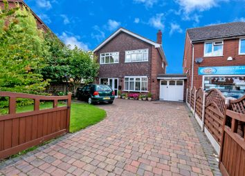 Thumbnail 4 bed detached house for sale in Station Street, Cheslyn Hay, Walsall