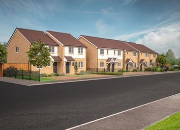 Thumbnail 2 bed semi-detached house for sale in Littleton Fields, Meadow Road, South Littleton, Worcestershire