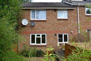 Thumbnail Studio to rent in Springford Gardens, Coxford, Southampton