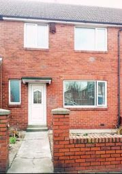 Thumbnail 3 bed terraced house to rent in Chirton Green, North Shields, Tyne & Wear