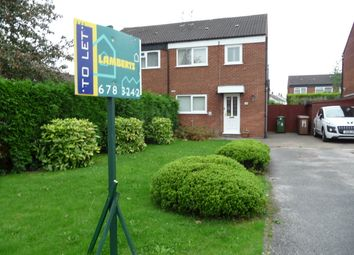 Thumbnail 3 bed semi-detached house to rent in Paltridge Way, Pensby
