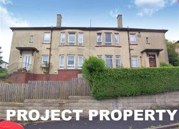 Thumbnail 3 bed flat for sale in 208 Cumlodden Drive, Maryhill, Glasgow