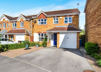 Thumbnail 4 bed detached house for sale in Quarry Dale View, Mansfield