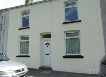 Thumbnail 2 bed terraced house for sale in Station Road, Nantymoel, Bridgend.