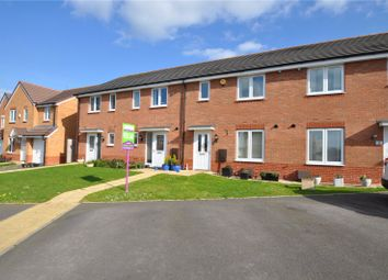 Thumbnail 3 bed terraced house for sale in Brook Meadow, Wychbold, Droitwich, Worcestershire