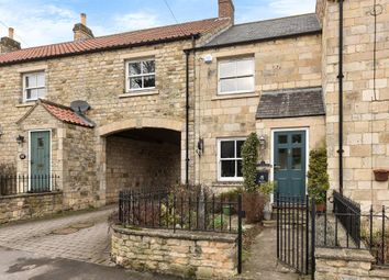 Thumbnail 3 bed end terrace house for sale in Station Lane, Burton Leonard, Harrogate