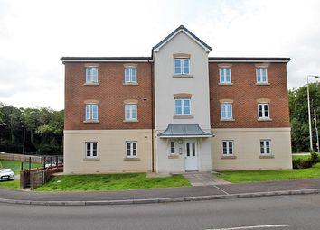 Thumbnail 1 bed flat for sale in Cadwal Court, Llantwit Fardre, Pontypridd, Rhondda, Cynon, Taff.