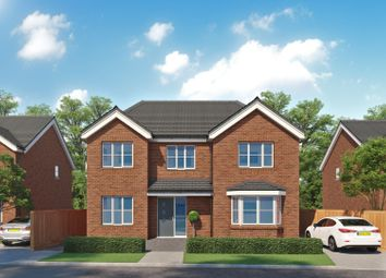Thumbnail 4 bed detached house for sale in Parc Pencae, Ammanford