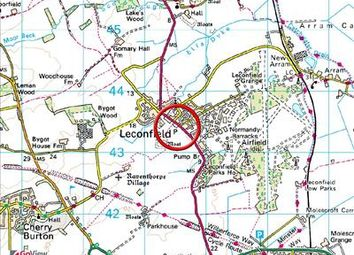Thumbnail Land to let in Leconfield Site, Leconfield, Beverley, East Yorkshire