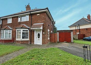 Thumbnail 2 bed semi-detached house for sale in 29th Avenue, Hull