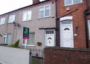 Thumbnail 2 bedroom terraced house to rent in Recreation Street, Mansfield, Nottinghamshire
