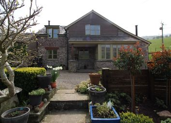 Thumbnail 4 bedroom detached house for sale in Fforest Coal Pit, Abergavenny