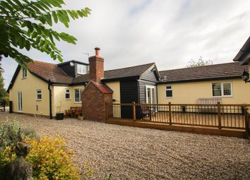 Thumbnail 5 bed detached bungalow for sale in Wicken Road, Clavering, Saffron Walden