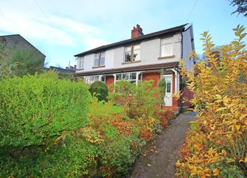 Thumbnail 3 bedroom semi-detached house for sale in Modd Lane, Holmfirth
