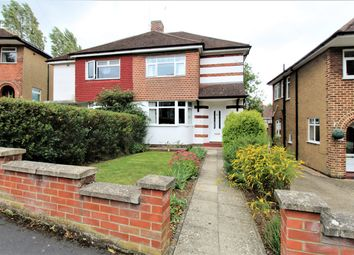 Thumbnail 3 bed semi-detached house for sale in Westfield Road, Rugby