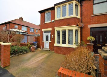 3 bed end terrace house to rent in Stretton Avenue, Blackpool, Lancashire FY4