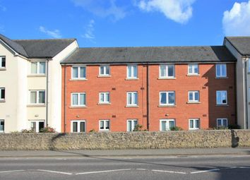 Thumbnail 1 bed flat for sale in Cobbett Court, Highworth, Swindon