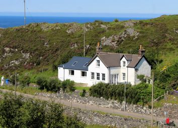 Thumbnail 4 bed detached house for sale in Glencorse House, Drumbeg, Sutherland