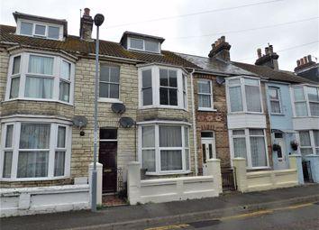 Thumbnail 2 bedroom maisonette to rent in Chelmsford Street, Weymouth, Dorset