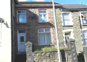 Thumbnail 2 bed terraced house to rent in Court Street, Tonypandy