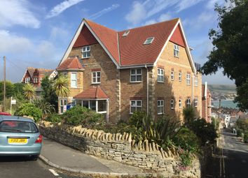 Thumbnail 2 bed flat for sale in Cluny Crescent, Swanage