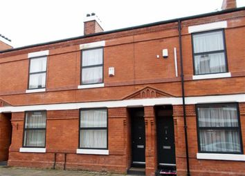 Thumbnail 2 bed terraced house for sale in Beresford Street, Moss Side, Manchester