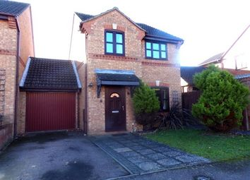 Thumbnail 3 bed link-detached house to rent in Grovebury, Wootton