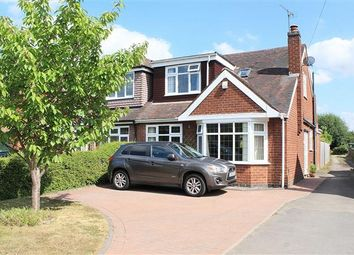 Thumbnail 3 bed semi-detached house for sale in Cromwell Lane, Burton Green, Kenilworth
