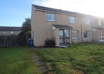 Thumbnail 3 bed end terrace house for sale in Dundonald Crescent, Irvine