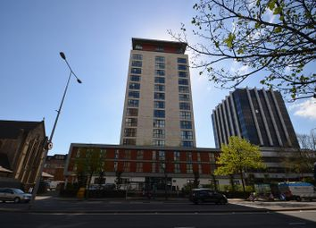 Thumbnail 1 bed flat for sale in Admiral House, 38-42 Newport Road, Cardiff, Cardiff