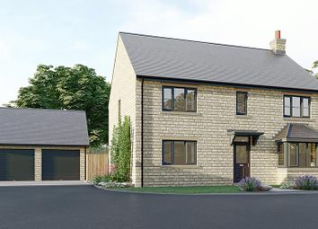 Thumbnail 5 bed detached house for sale in Plot 4, Ash Glade, Lower Pilsley, Chesterfield