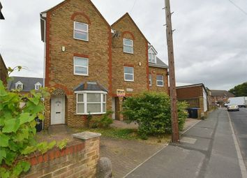 Thumbnail 3 bed end terrace house for sale in St Peters Footpath, Margate, Kent