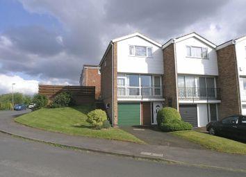 Thumbnail 3 bed terraced house for sale in Stourbridge, Pedmore, Chawn Park, Halfcot Avenue