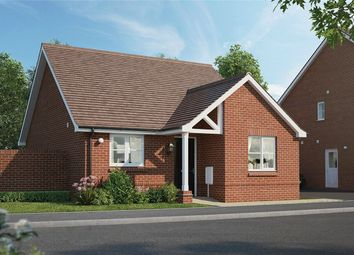 Thumbnail 2 bed detached bungalow for sale in The Buxton, Meadow Croft, Houghton Conquest
